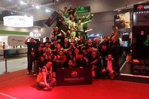 Volunteering for Wargaming at PAX Australia 2014